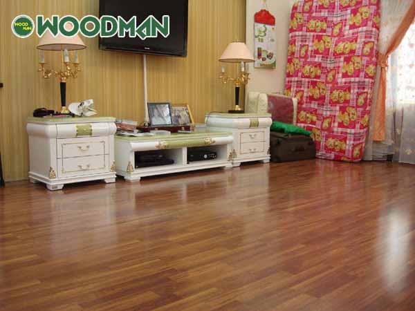 Sàn gỗ Woodman, Sản phẩm xanh cho trái đất xanh
