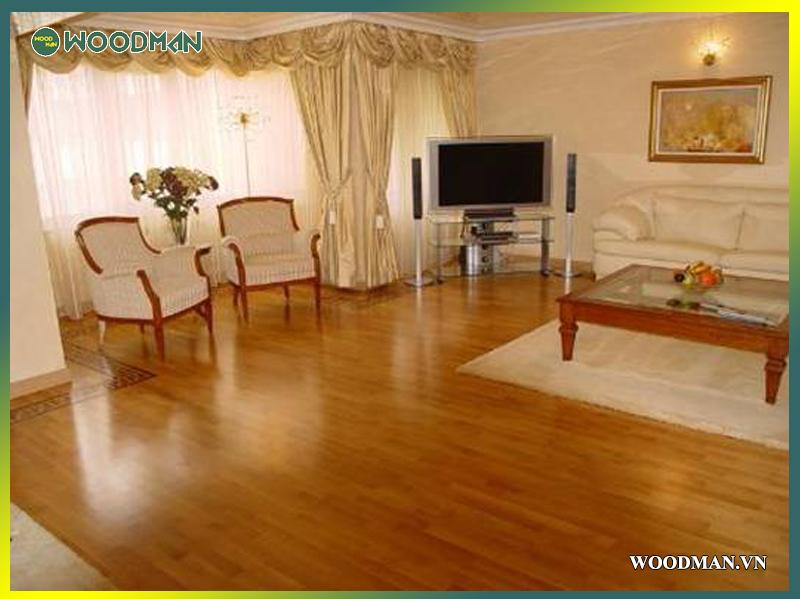 Chuyên gia mách bạn cách phân biệt sàn gỗ Woodman nhập khẩu chính hãng và hàng sản xuất theo công nghệ