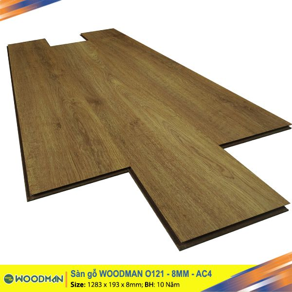 Sàn gỗ WOODMAN O121