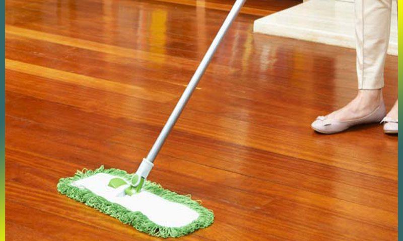 Cách vệ sinh sàn gỗ Woodman đúng cách