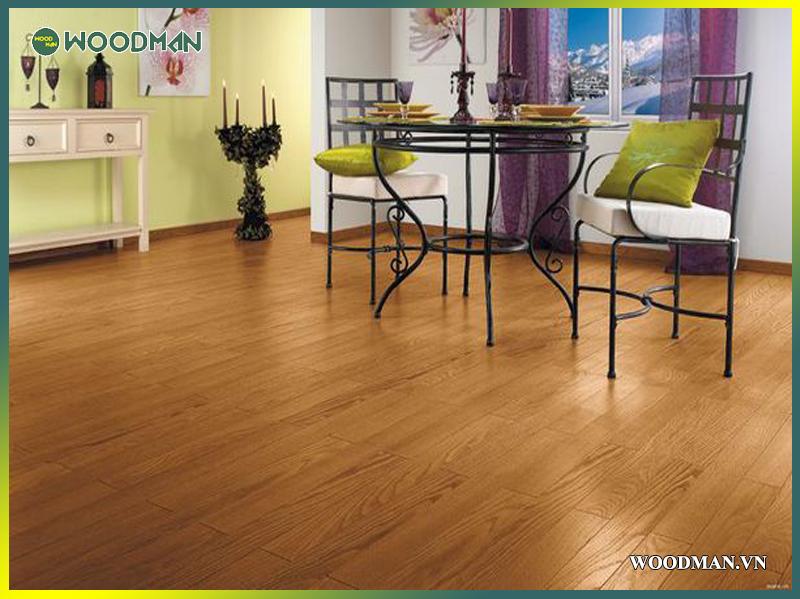 Sàn gỗ Woodman, sản phẩm thân thiện với môi trường