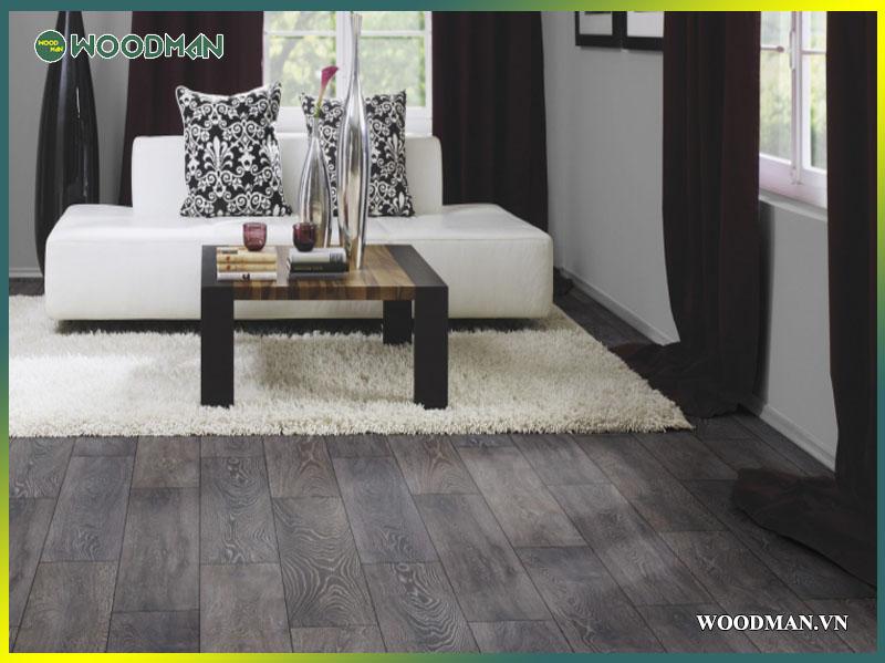 Sàn gỗ Woodman có độc hại không?