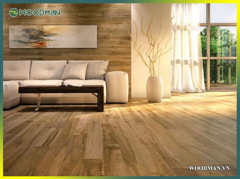 Sàn gỗ Woodman, sàn gỗ công nghiệp Malaysia tốt chất, đẹp giá
