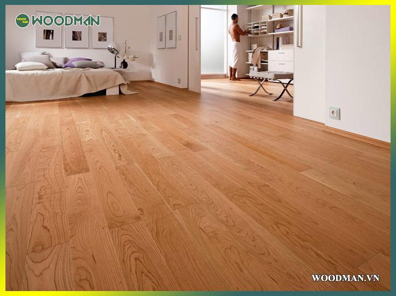 Sàn gỗ Woodman, thương hiệu sàn gỗ Malaysia chất lượng, đáng lựa chọn