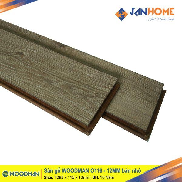 Sàn gỗ WOODMAN O116