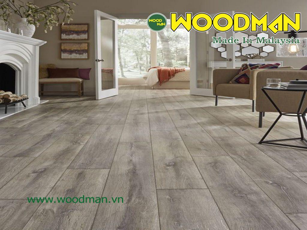 Nếu bạn đang cần tìm loại ván lát sàn chịu ẩm là số 1 mà các tiêu chí khác xếp sau vậy hãy lựa chọn sàn gỗ Woodman chứ không phải loại nào khác.