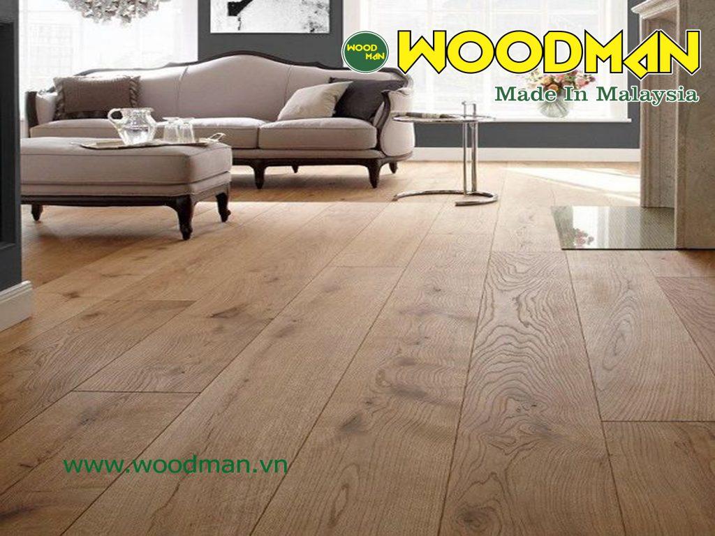 Sàn gỗ công nghiệp Malaysia mang đến nhiều tiện ích thiết thực.