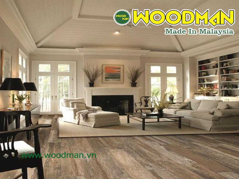Lắp đặt sàn gỗ công nghiệp đúng cách sẽ giúp kéo dài được tuổi thọ của sản phẩm