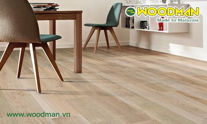 Sàn gỗ Malaysia được nhiều người yêu thích lựa chọn