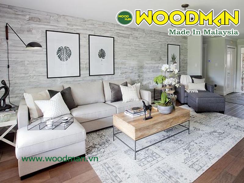 Sàn gỗ công nghiệp có khả năng điều hòa không khí
