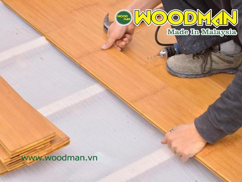 Tính toán số lượng sàn gỗ cần thiết một cách chính xác