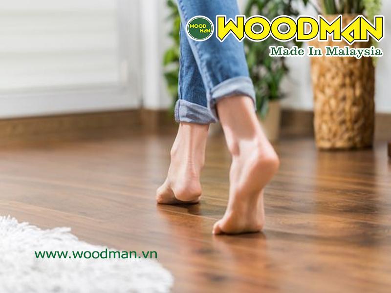 Sàn gỗ Malaysia an toàn với sức khỏe người sử dụng