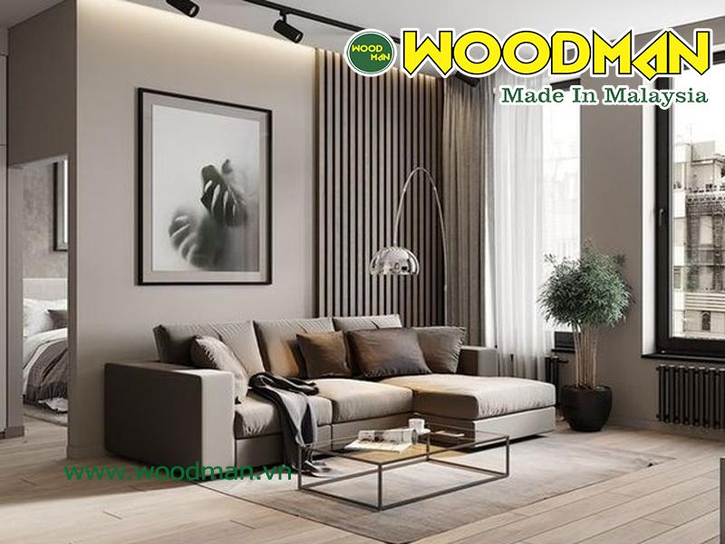 Sàn gỗ Malaysia là lựa chọn hàng đầu cho căn biệt thự sang trọng