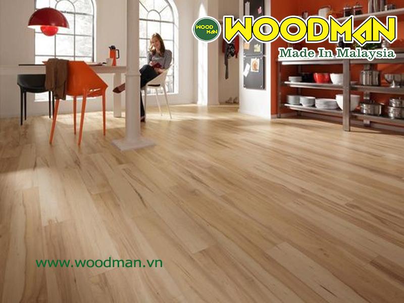 Thời tiết nồm ẩm có ảnh hưởng đến chất lượng của sàn gỗ công nghiệp hay không?
