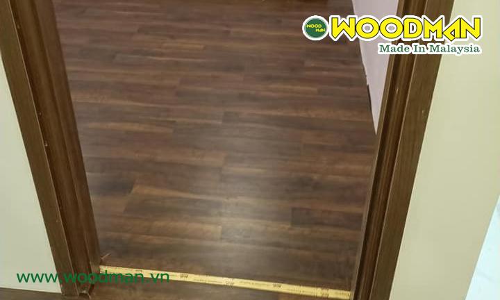 Ván sàn Woodman W25 có màu sắc đẹp tự nhiên